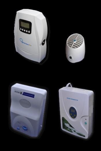 Ozonator powietrza. Jonizator powietrza. Oczyszczacz powietrza