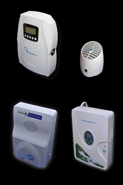 Ozonatory i oczyszczacze powietrza - produkty Bestairtech