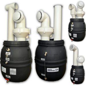 Przemysłowy nawilżacz powietrza / generator aerozoli SPA
