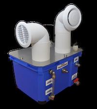 Kompaktowy nawilżacz powietrza model SPA