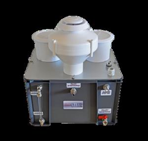 Wydajny nawilżacz powietrza / generator aerozoli Turbo N45